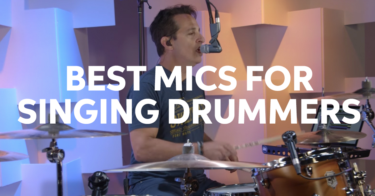 Best Headsets Mic for Drummers