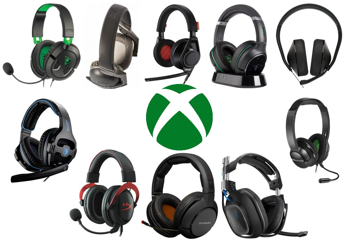 Best Sades Headsets for Xbox One