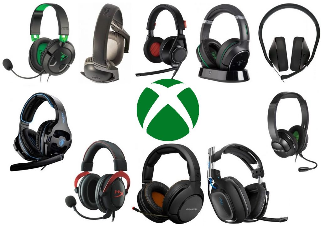 Best Xbox 360 Gaming Headsets Under 100