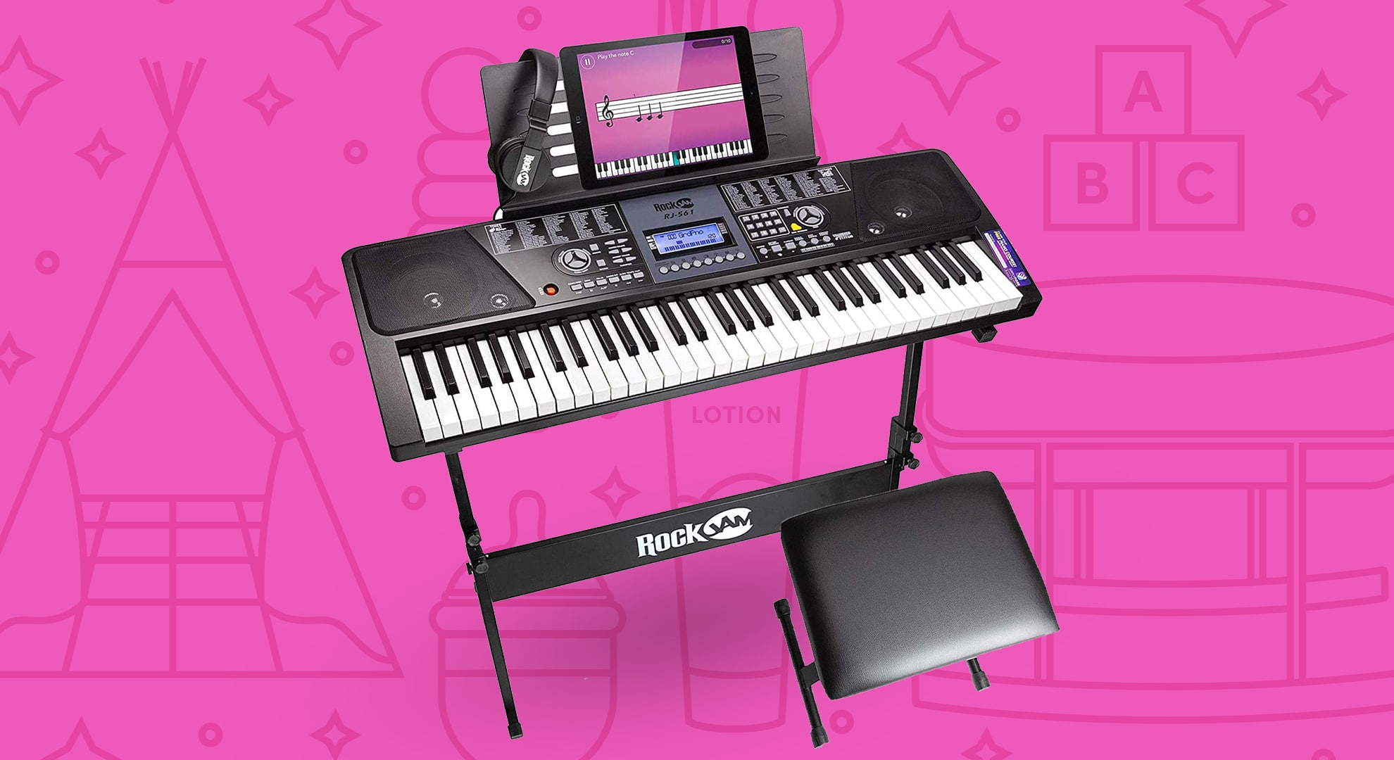 Best keyboard for Toddlers
